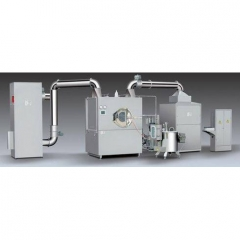 BGB-C Series High-Efficiency Film Coating Machine