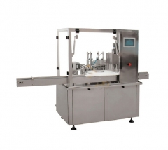 KVGNX Eyedrop Filling, Stoppering And Capping Machine