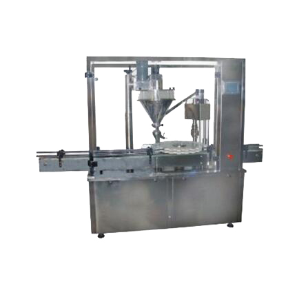 KVFZ Powder Filling and Capping Machine