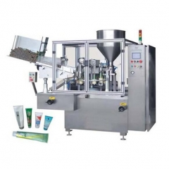 KVPA-300 Plastic and Aluminum Tube Filling and Sealing Machine